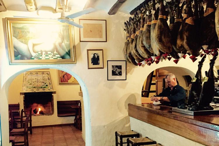 Bar Costa Santa Gertrudis