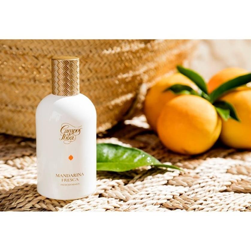 campos de Ibiza mandarina