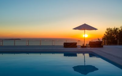 Holiday villas with the 5 best sunsets in Ibiza
