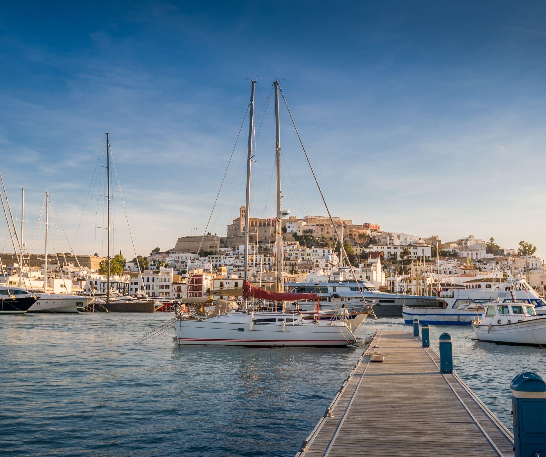 Living in Ibiza: Life in Ibiza Town
